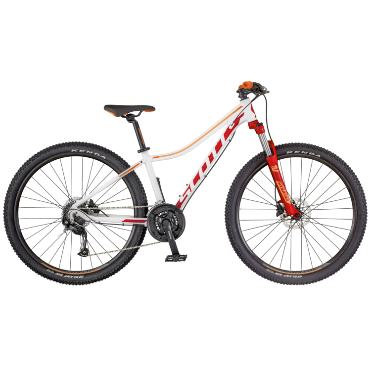 SCOTT Contessa 720 white/peach Bike