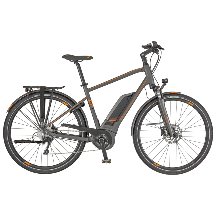 Bicicletta SCOTT E-Sub Tour Men
