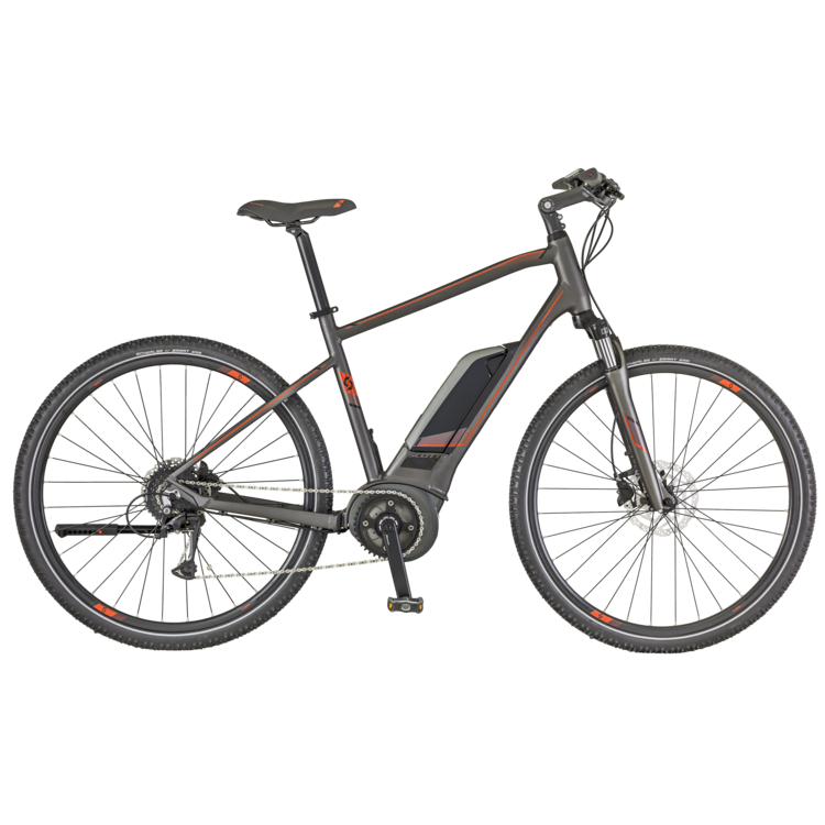 Vélo Homme SCOTT E-Sub Cross 20
