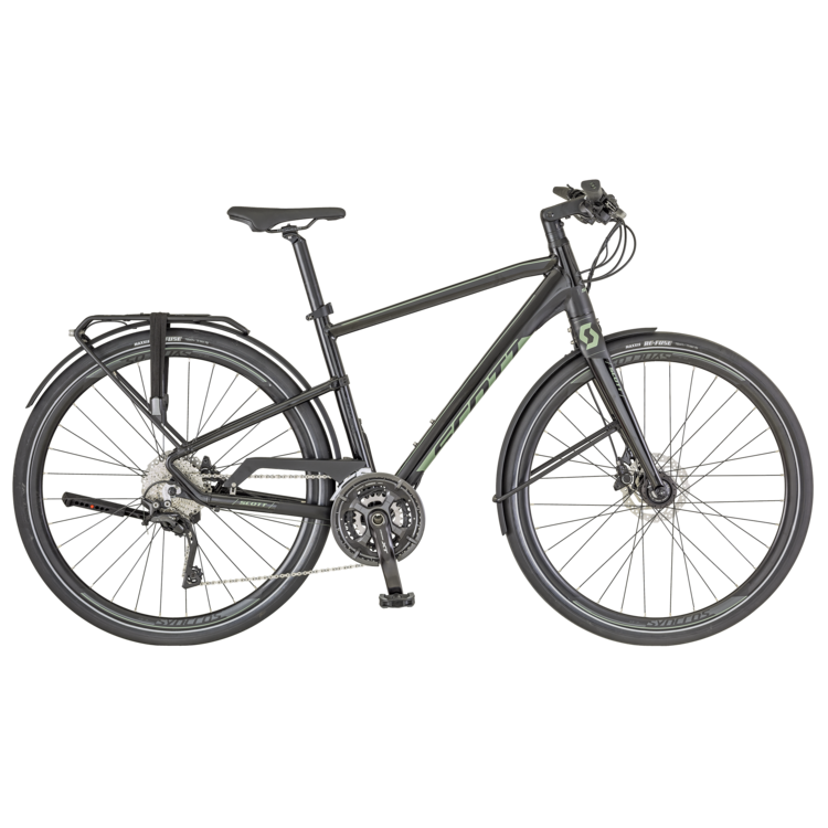 Bicicletta SCOTT Silence 10 Men