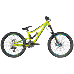 BGM Bike Big Air Tyro 24 XS/null