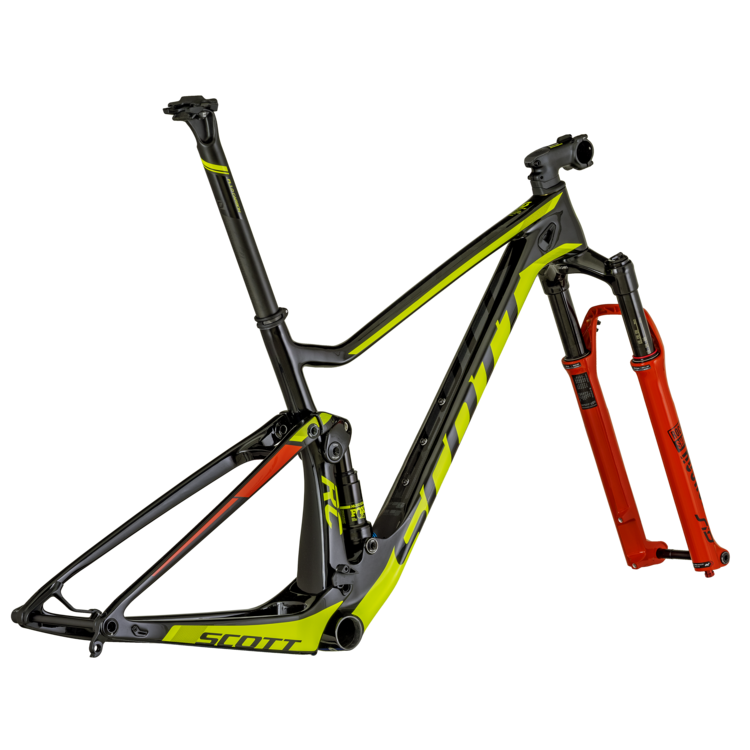 SCOTT Spark RC 900 WC HMX Frame+Fork