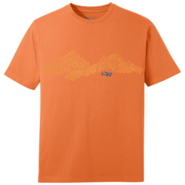 OR Men's Mountain Stripe Tee ember