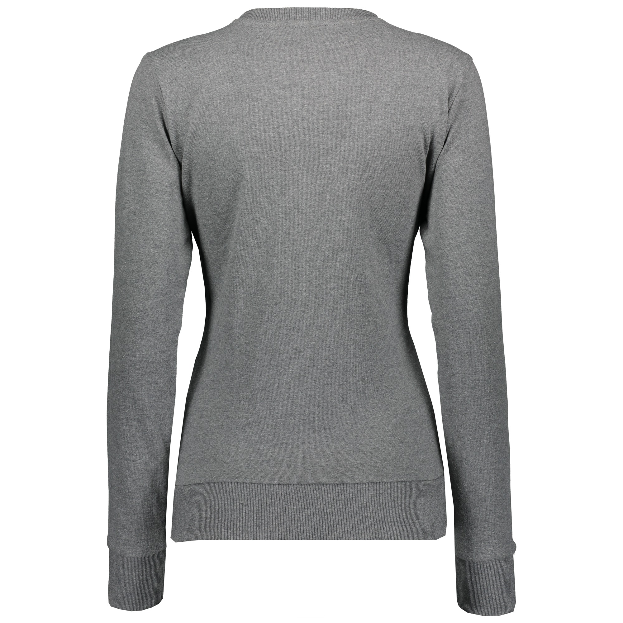 SCOTT 10 Casual l/sl Damen Crewneck