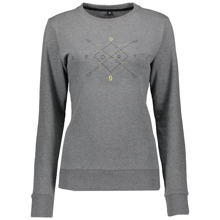 SCOTT 10 Casual l/sl Women's Crewneck