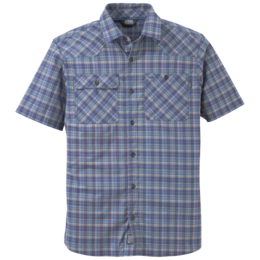 OR Men's Growler II S/S Shirt dusk