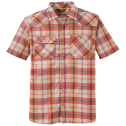 OR Men's Growler II S/S Shirt ember