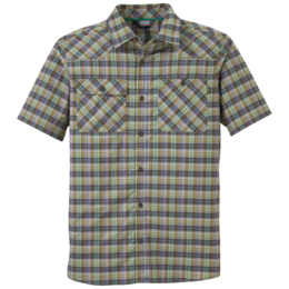 OR Men's Growler II S/S Shirt moss