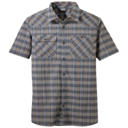 OR Men's Growler II S/S Shirt walnut
