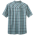 OR Men's Growler II S/S Shirt sand plaid