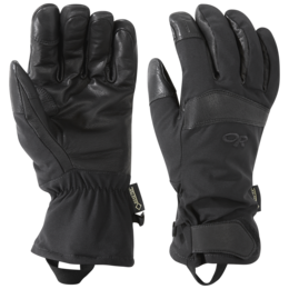 OR Outpost Sensor Gloves black