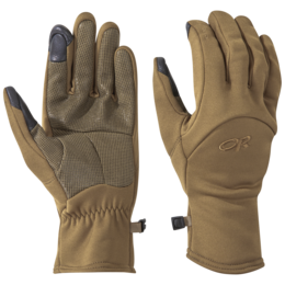 OR MGS Fleece Sensor Gloves coyote