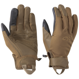OR MGS Lightweight Combat Sensor Gloves coyote