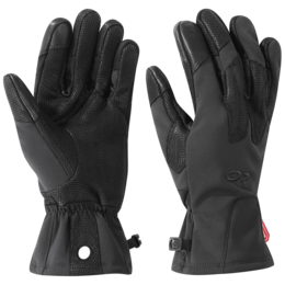 OR Paradigm Sensor Gloves all black