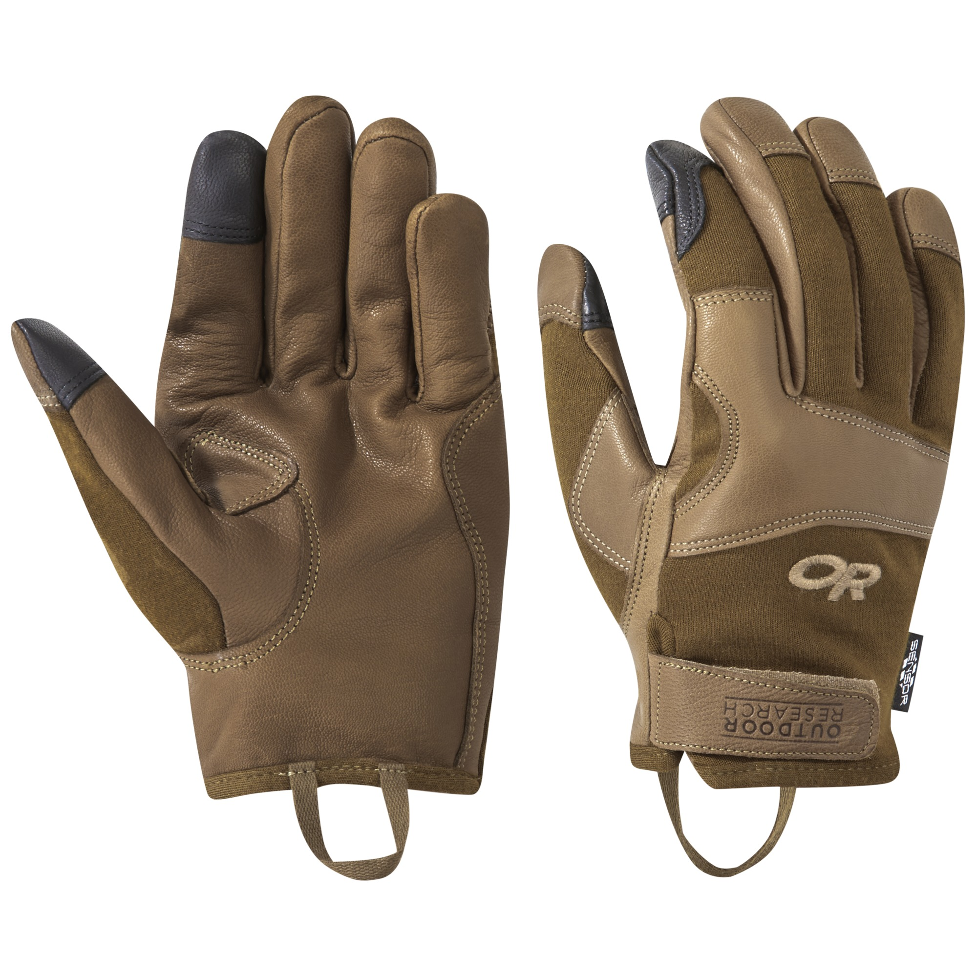Suppressor Sensor Gloves - coyote | Outdoor Research