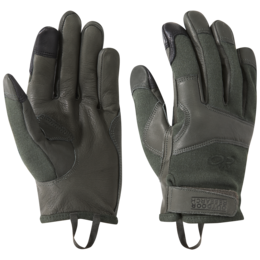 OR Suppressor Sensor Gloves sage green