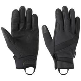 OR Coldshot Sensor Gloves all black