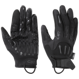 OR Ironsight Sensor Gloves all black