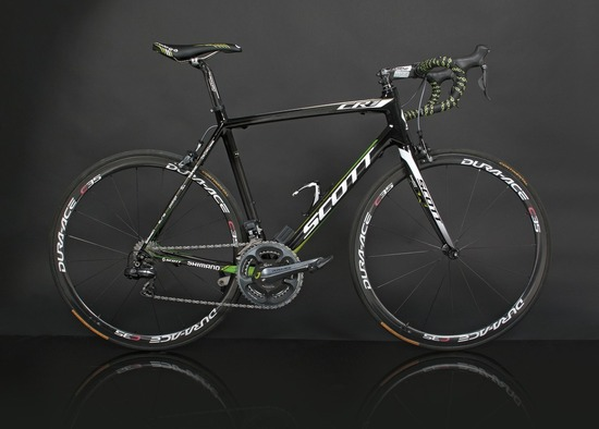 SCOTT CR1 GreenEDGE