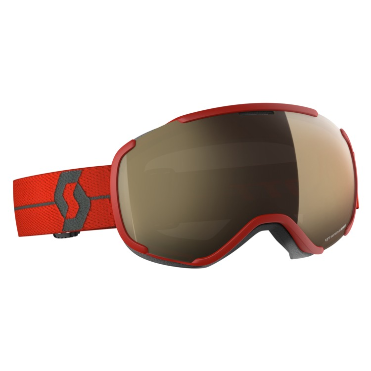 SCOTT Faze II Goggle Light Sensitive