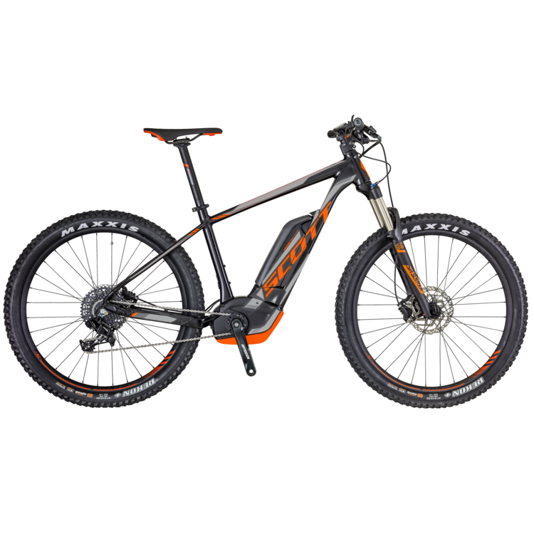 Bicicleta SCOTT E-Scale 740