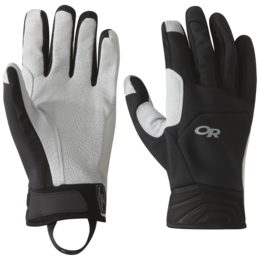 OR Mixalot Gloves black/alloy