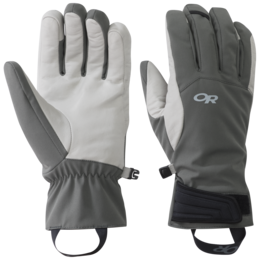OR Direct Contact Gloves charcoal/alloy