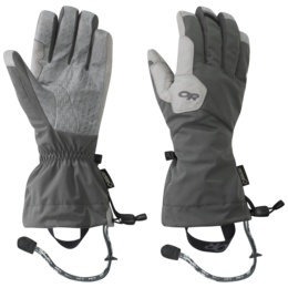 OR Vitaly Gloves charcoal/alloy