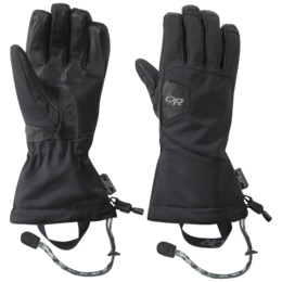 OR Luminary Sensor Gloves black
