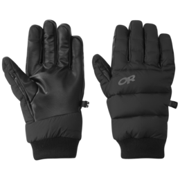 OR Transcendent Down Gloves black