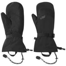OR Men's Highcamp Mitts black
