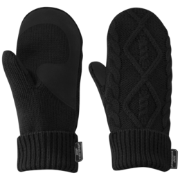 OR Women's Lodgeside Mitts black