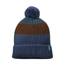 OR Leadville Beanie peacock/saddle