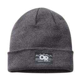 OR Juneau Beanie charcoal heather