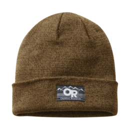 OR Juneau Beanie ochre heather