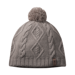 OR Women's Lodgeside Beanie walnut heather