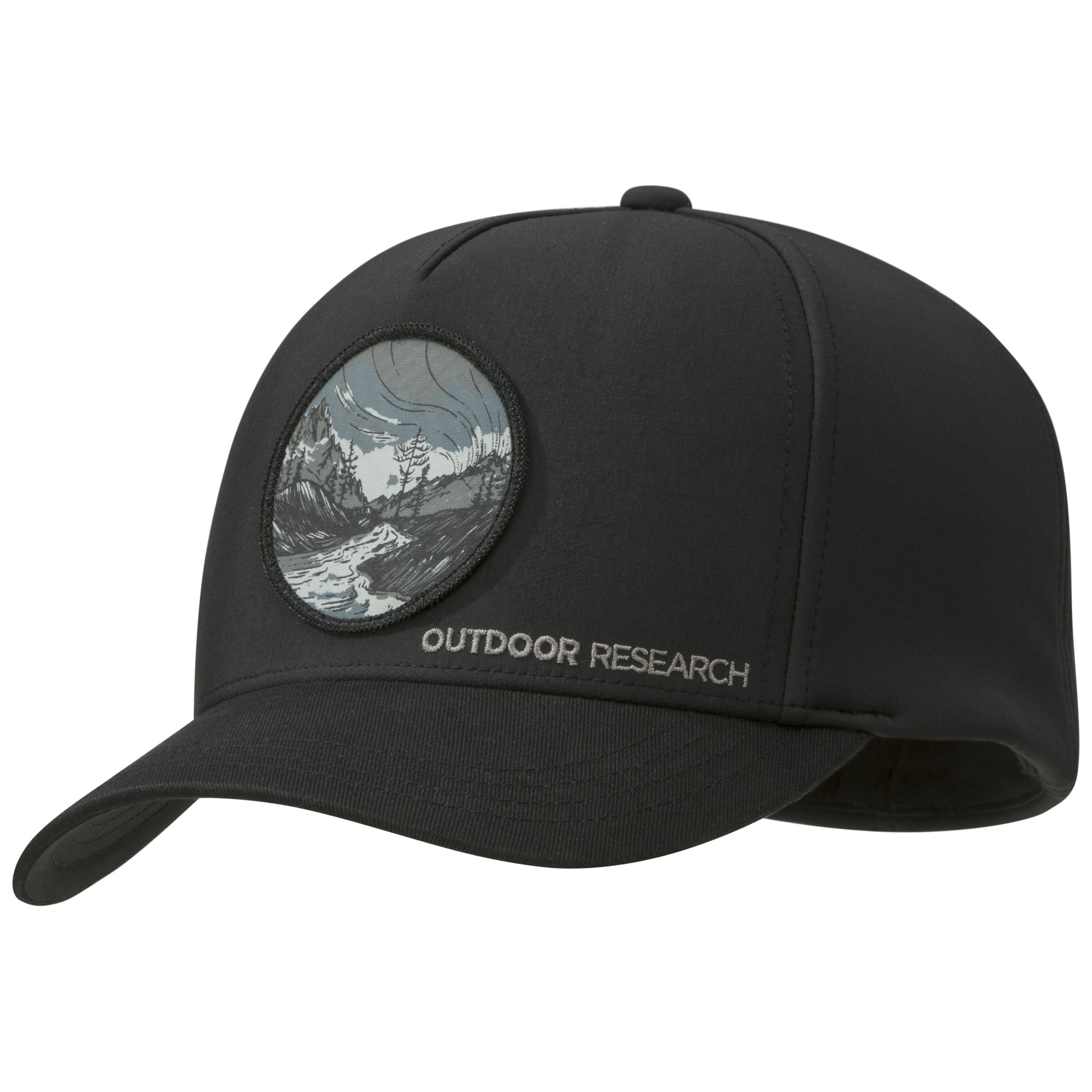 47fc2a45ed58e Alpenglow Winter Cap - black | Outdoor Research
