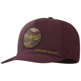OR Alpenglow Winter Cap raisin