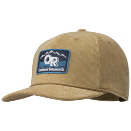 OR Advocate Cord Trucker Cap light ochre