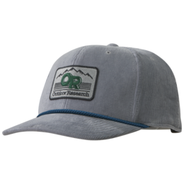 OR Advocate Cord Trucker Cap light pewter