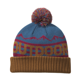 OR Kids' Mainstay Beanie peacock/saddle