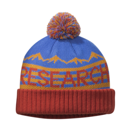 OR Kids' Mainstay Beanie cobalt/burnt orange