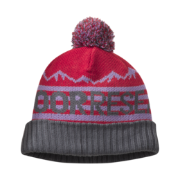 OR Kids' Mainstay Beanie tomato/storm