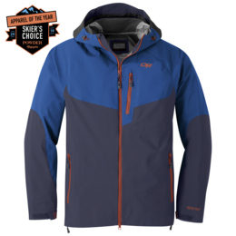 OR Men's Hemispheres Jacket naval blue/cobalt