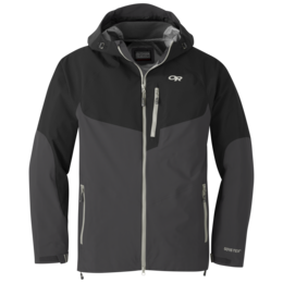 OR Men's Hemispheres Jacket storm/black