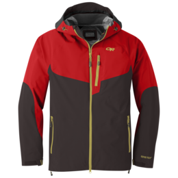 OR Men's Hemispheres Jacket dark roast/samba