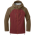 OR Men's Skyward II Jacket firebrick/carob