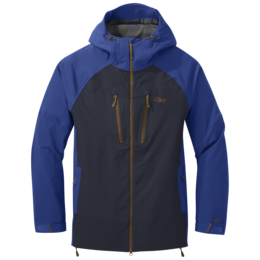 OR Men's Skyward II Jacket ink/sapphire