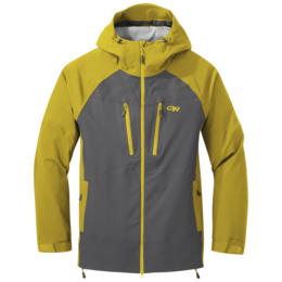 OR Men's Skyward II Jacket storm/turmeric