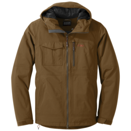 OR Men's Blackpowder II Jacket saddle